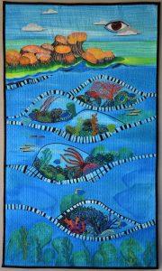 Alvena Hall-Eye on the reef-Low tide