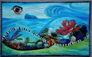 Alvena Hall-William's Eye on the Reef
