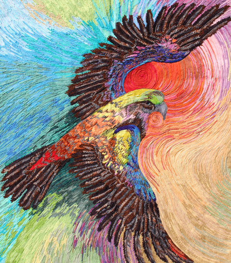 Helen Godden - Eagle Soaring
