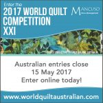World Quilt Competition 2017