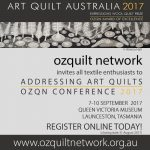 Addressing Art Quilts Conference