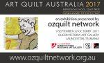 Preview of Art Quilt Australia 2017