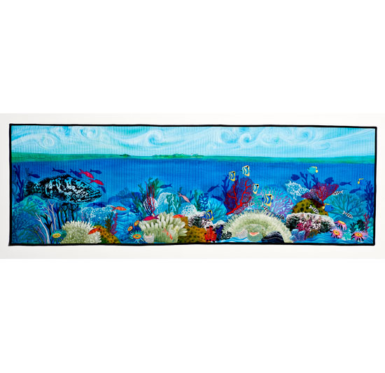 Alvena Hall - The Reef:Dreams and Memories