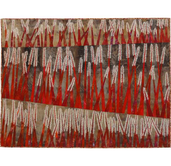 Carolyn Sullivan - Red Grasses