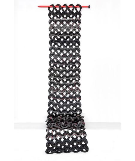 Jan Mullen - Knit1Purl1 #2 My Current Yarn
