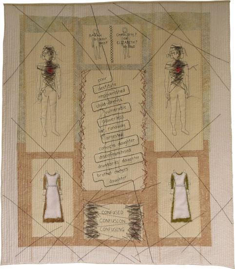 Lois Parish Evans - Layers Labels & Paper Dolls