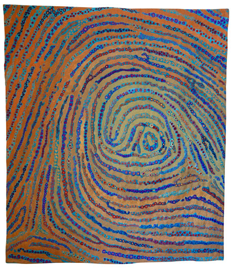 Sue Reid - Klimt Print 2