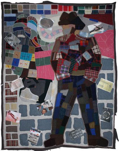 Yvonne Line - Wool Man