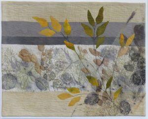 Autumn Leaf by Carolyn Colins