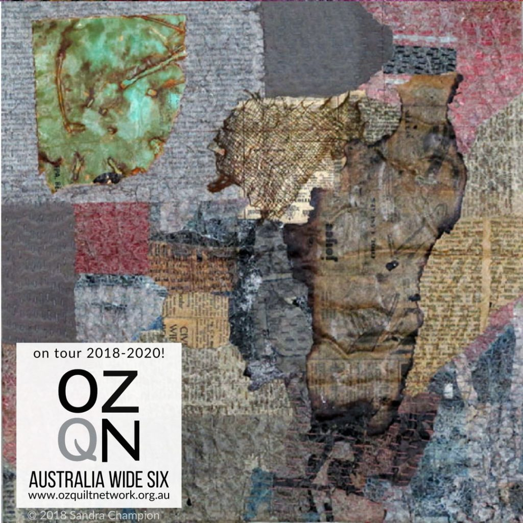 Sea Wall #3 by Sandra Champion in Australia Wide Six