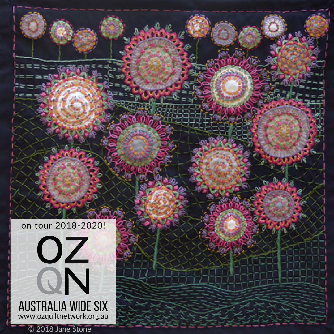 Garden of Everlastings1 by Jane Stone in Australia Wide Six