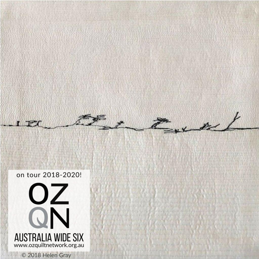 White Landscape by Helen Gray in Australia Wide Six