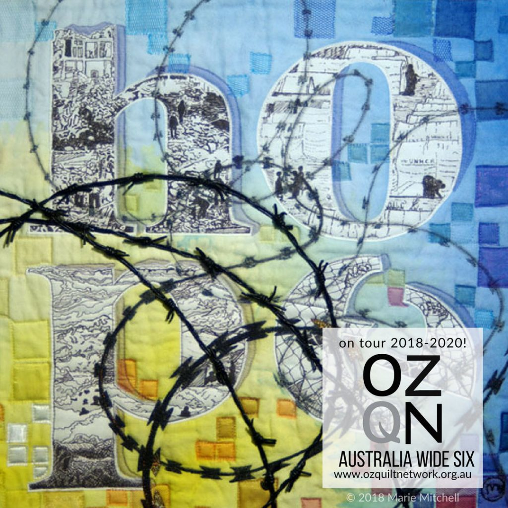 Shattered Hope by Marie Mitchell in Australia Wide Six