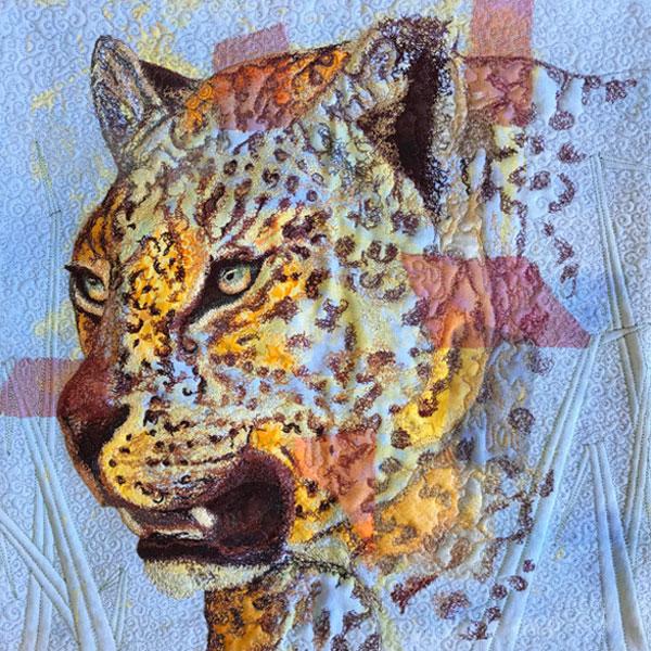 On the Hunt by Sue de Vanny