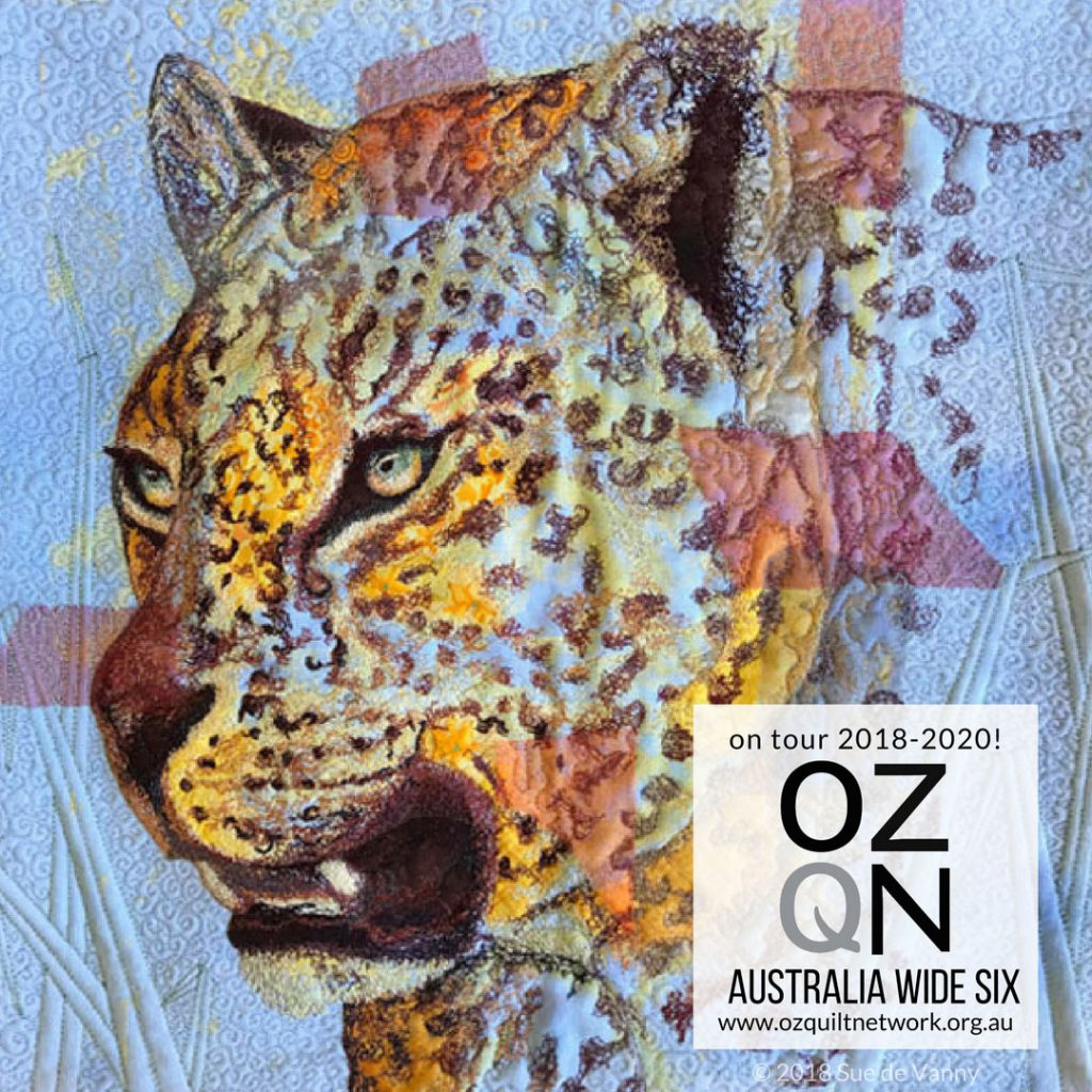 On the Hunt by Sue de Vanny in Australia Wide Six