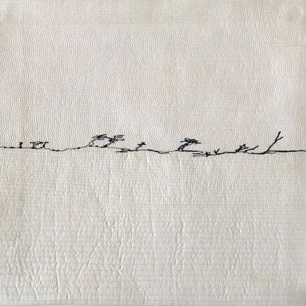 White Landscape by Helen Gray