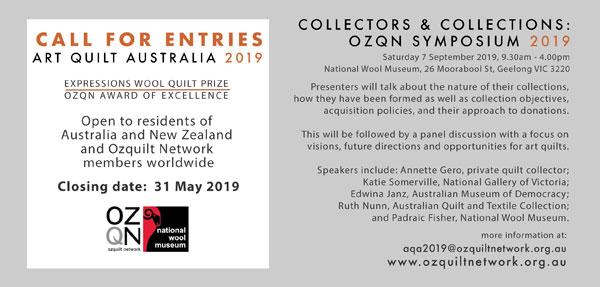 OZQN Symposium 2019: Collectors & Collections