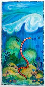 Reef Sea Serpent