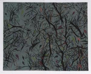 Judy Hooworth-Creek Drawing #15