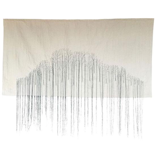 Winter Weeping by Barbara Mellor