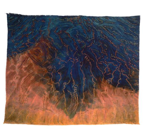 Alison Muir - A Wet Blanket