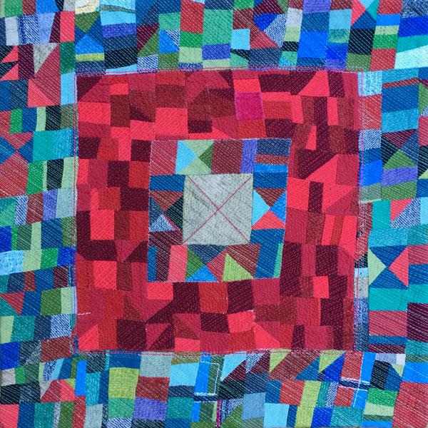 The Red House by Carolynne Gordon