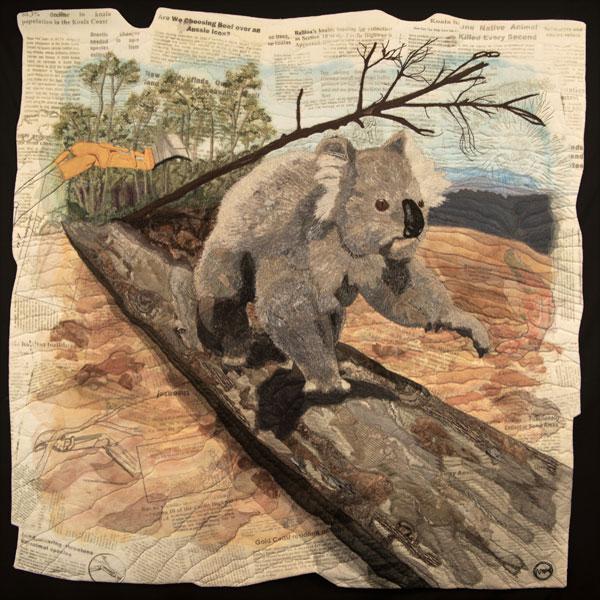 Bridge to Extinction by Marie Mitchell