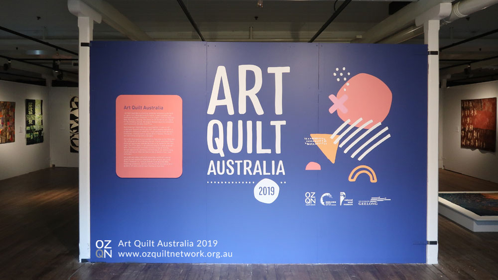 Art Quilt Australia at the National Wool Museum