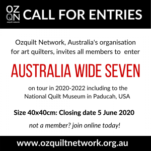 Call for Entries for Australia Wide Seven