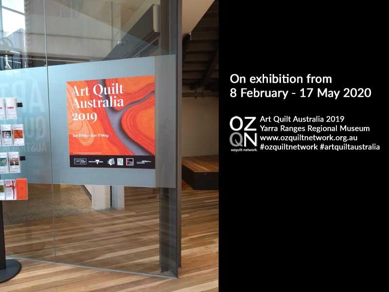 Art Quilt Australia @ YRRM - 2