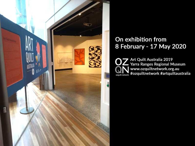 Art Quilt Australia @ YRRM - 3
