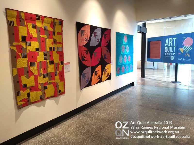 Art Quilt Australia @ YRRM - 4