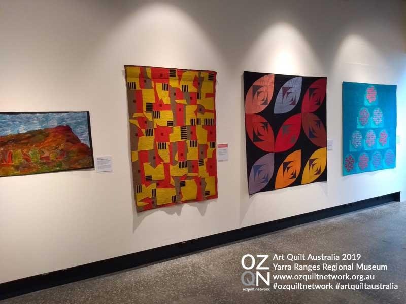 Art Quilt Australia @ YRRM - 5