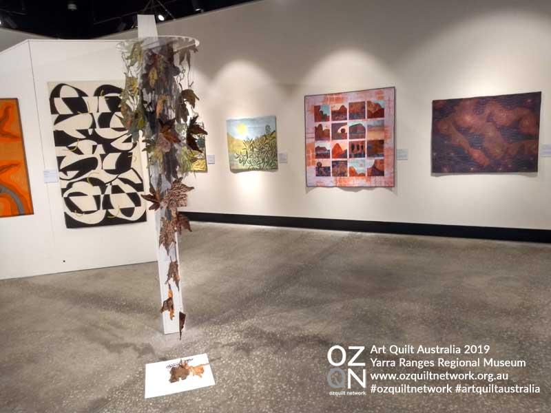 Art Quilt Australia @ YRRM - 10