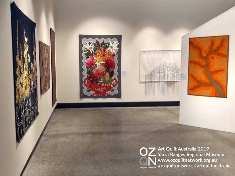 Art Quilt Australia @ YRRM - 13