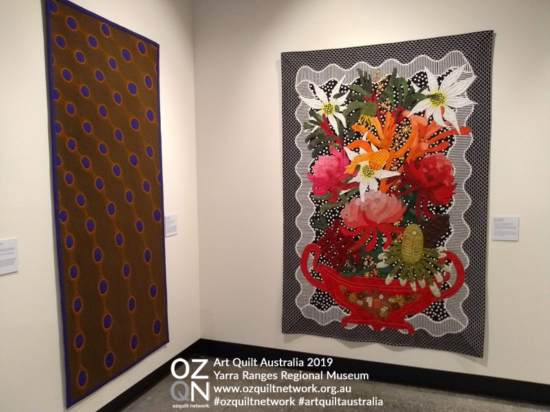 Art Quilt Australia @ YRRM - 21