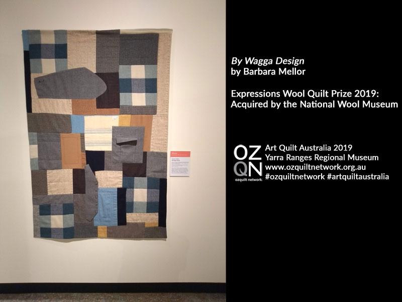 Art Quilt Australia @ YRRM - 23
