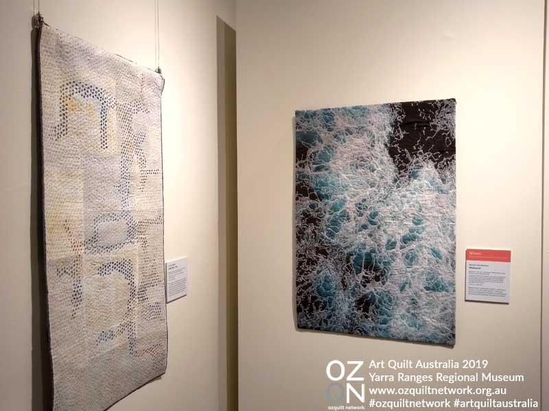 Art Quilt Australia @ YRRM - 25