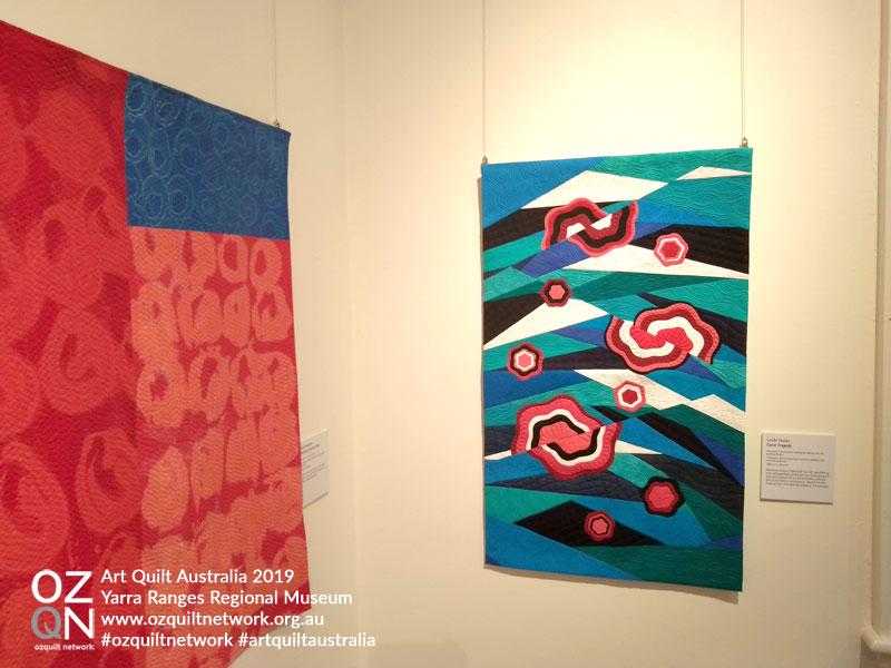 Art Quilt Australia @ YRRM - 32