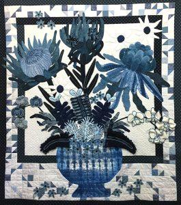 Denise Griffiths - Blue Flora Australis