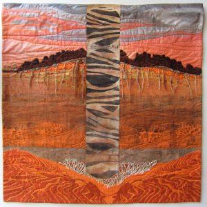 Linda Balding Desert LInes