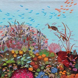 Linda Steeele - Magical Coral Reef