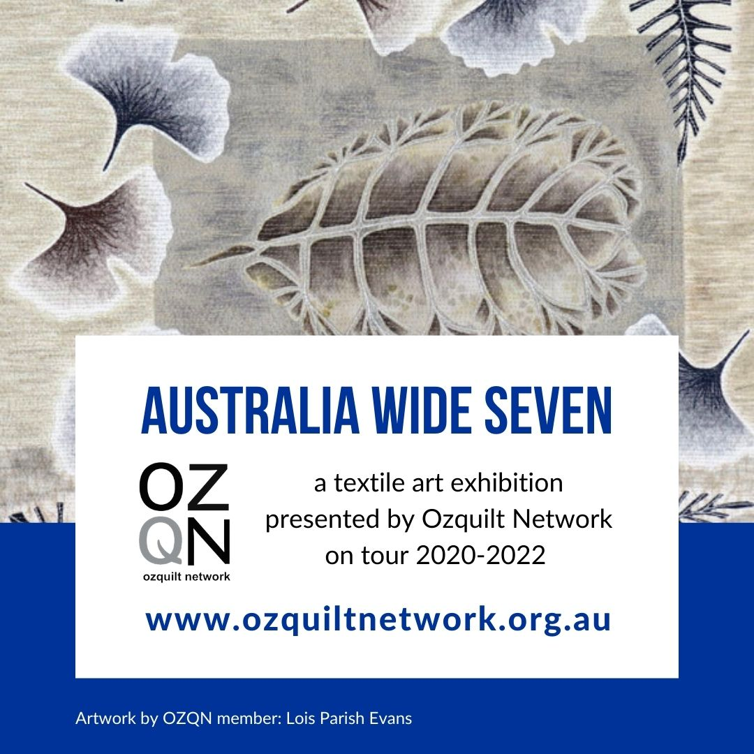 Future Fossil 1 byLois Parish Evans : Australia Wide Seven