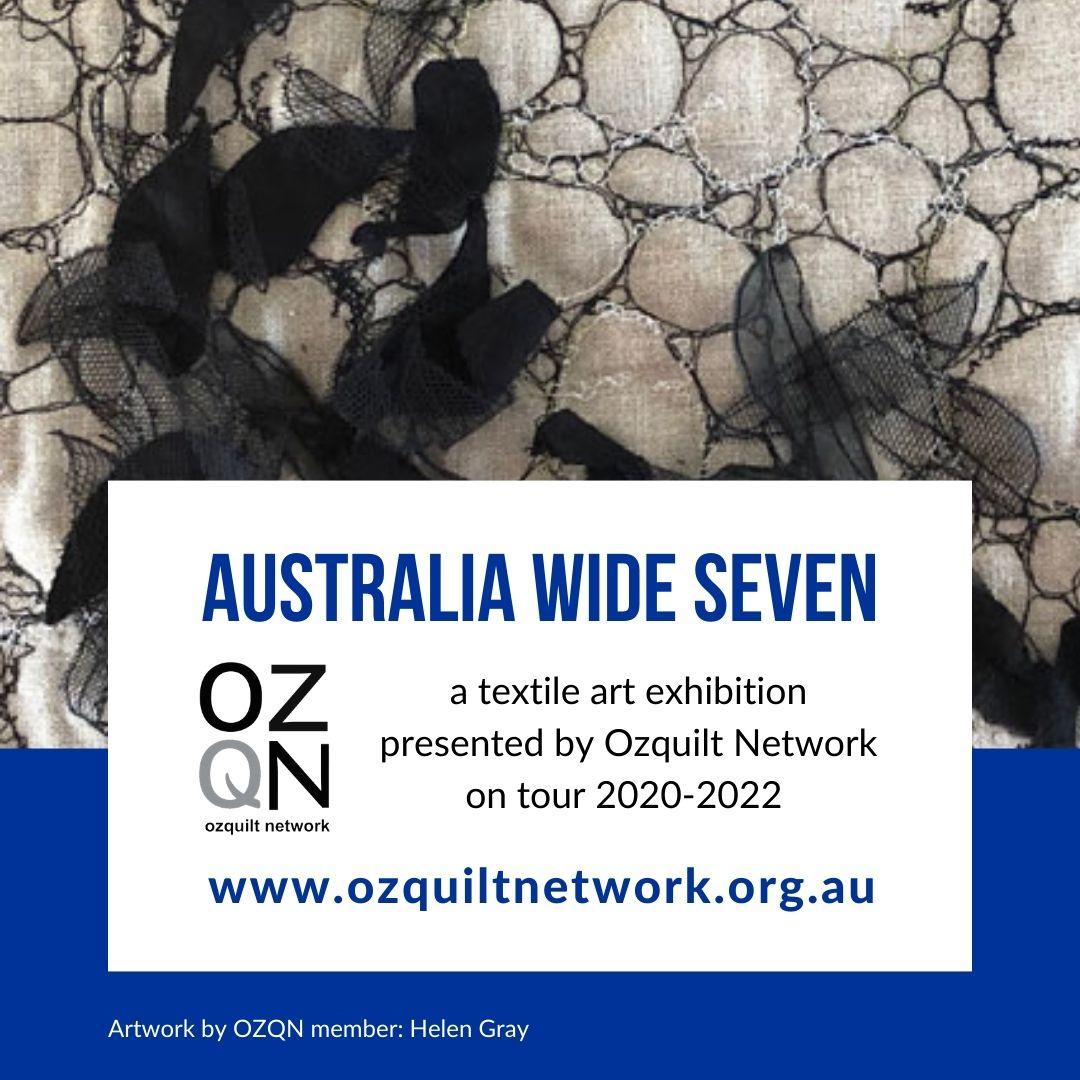 Helen Gray - Sea of Leaves - Australia Wide Seven