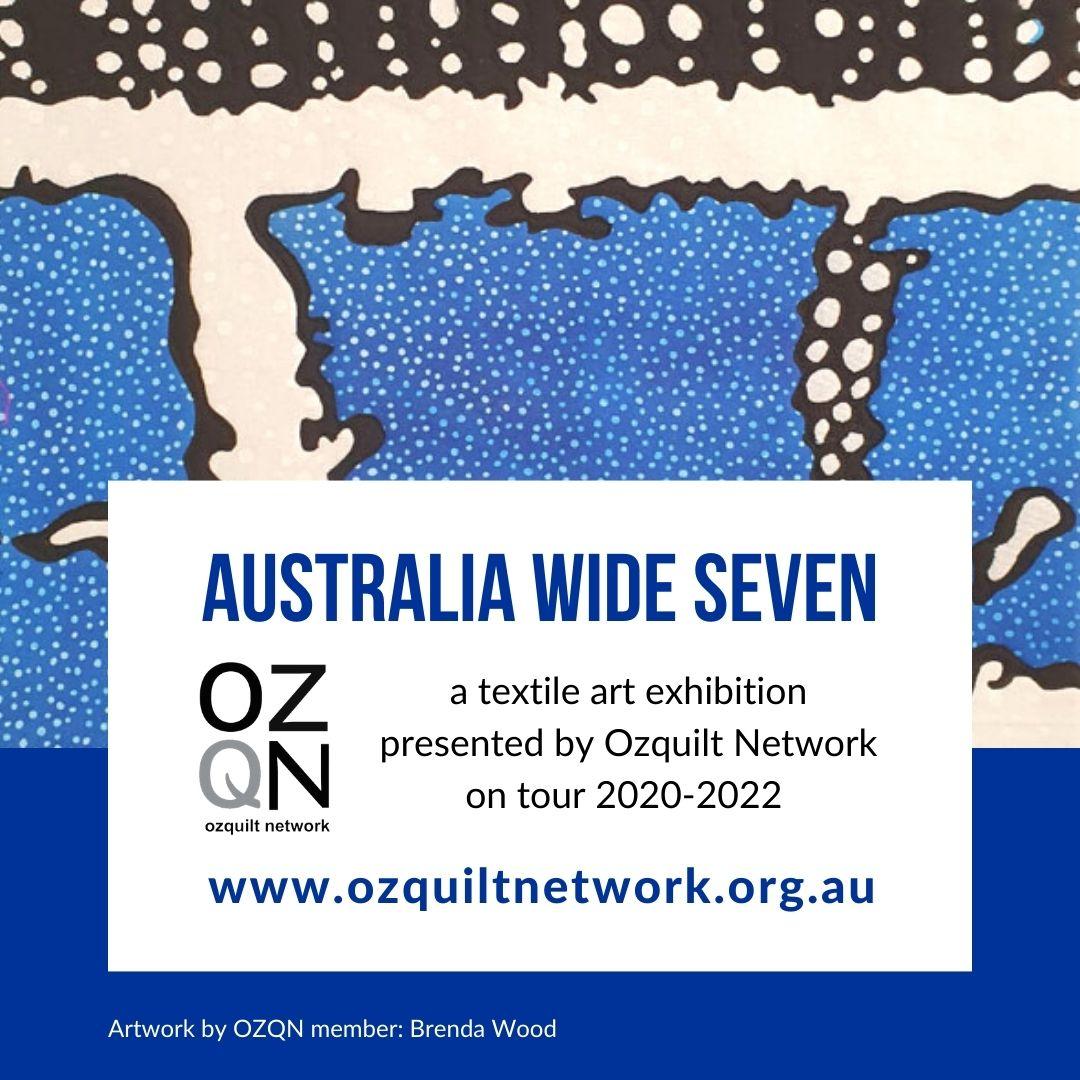 Blue Box Fish Brenda Wood: Australia Wide Seven