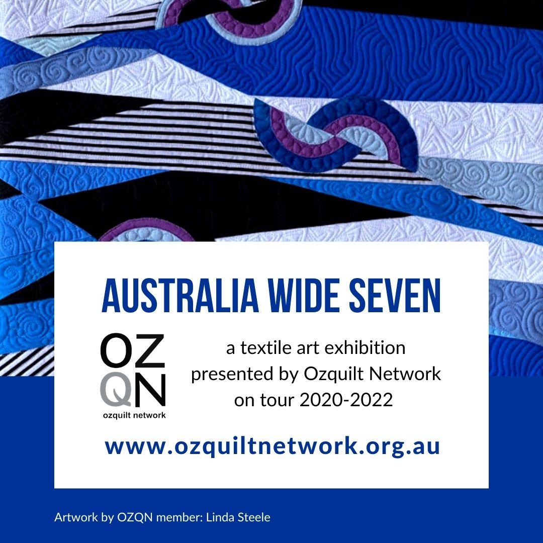 The Blues by Linda Steele: Australia Wide Seven