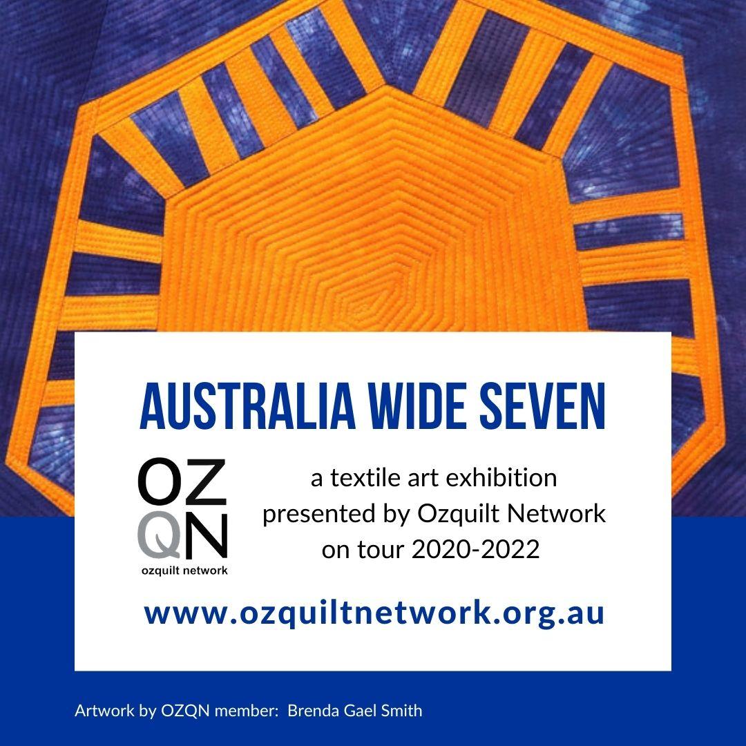 Acuity #6 In a Twinkle of an Eye by Brenda Gael Smith: Australia Wide Seven