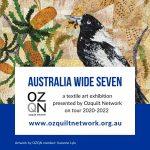 Coolbardie - Suzanne Lyle- Australia Wide Seven