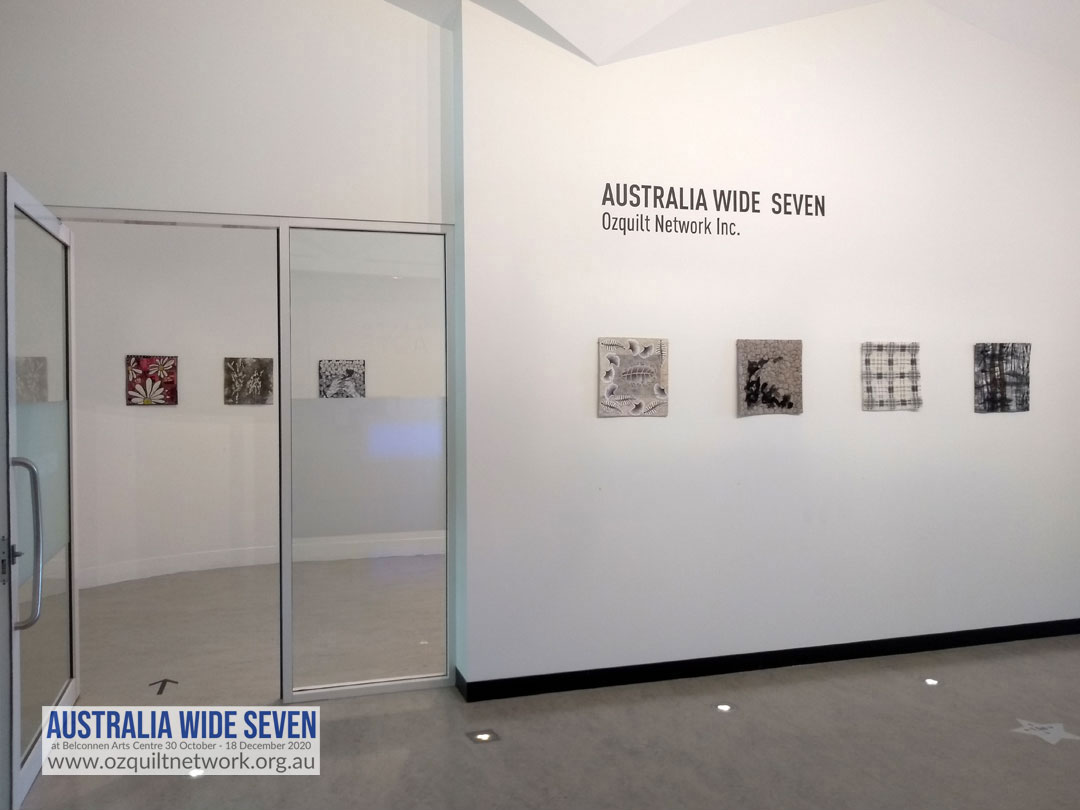 Australia Wide Seven at Belconnen Arts Centre 2020
