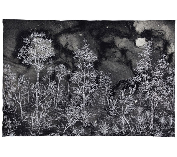 Traversing the Night by Irene Koroluk